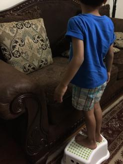Stair Climbing Tips And Tricks Teaching Children To Climb