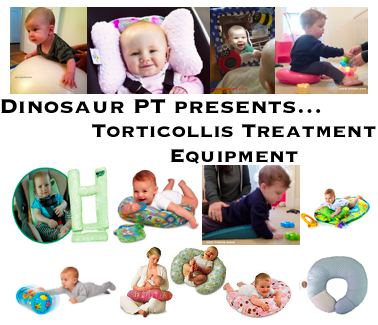 Torticollis Treatment Equipment Pediatric Physical Therapy